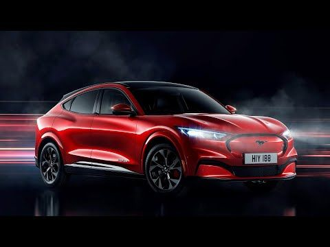 All Electric Ford Mustang Mach E Youtube In 2020 Ford Mustang