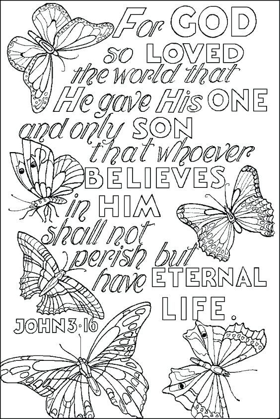 Oh Give Thanks To The Lord Coloring Page Bible Coloring Pages