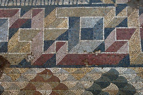 Roman Villa of Rabaçal - Penela - Portugal: