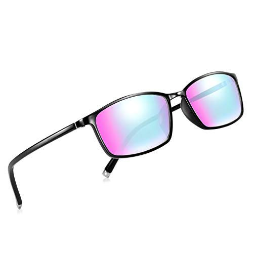 Pin by Happy Share Fashion on Color Blind Glasses in 2021 | Color blind  glasses, Mirrored sunglasses, Glasses