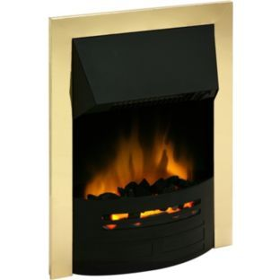 dimplex inver 2kw electric inset fire why. Black Bedroom Furniture Sets. Home Design Ideas