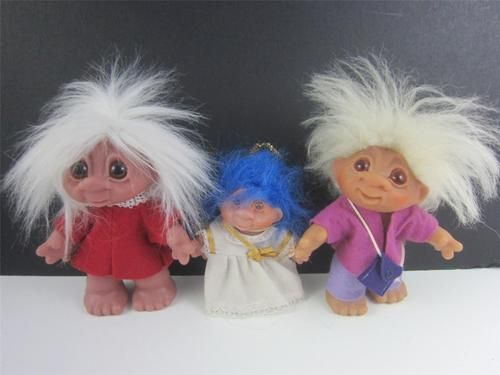Original Norfin Thomas Dam Christmas Trolls, available at www.Connectibles.net