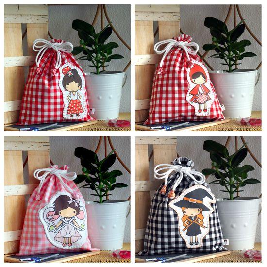 lunch bag / bolsa de merienda