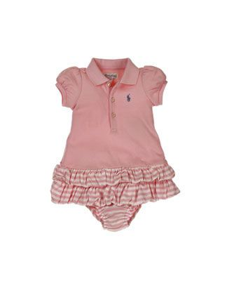 Vestido de Bebé Ralph Lauren