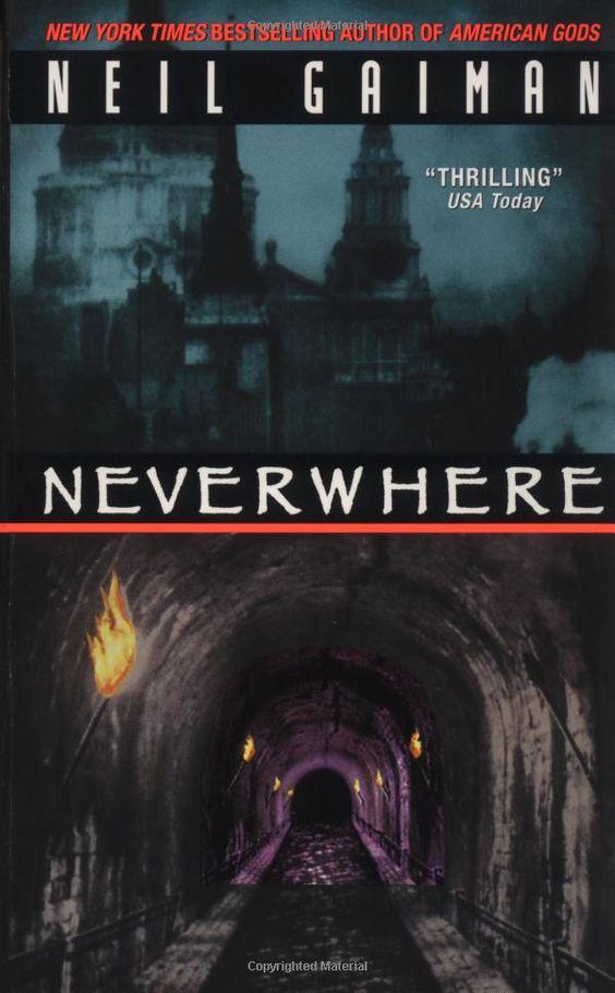 """Résultat de recherche d'images pour """"neverwhere urban fantasy"""""""