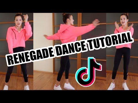 Renegade Tik Tok Tutorial K Camp Lottery Step By Step Dance Tutorial Youtube Dance Steps Dance Instruction Dance Choreography