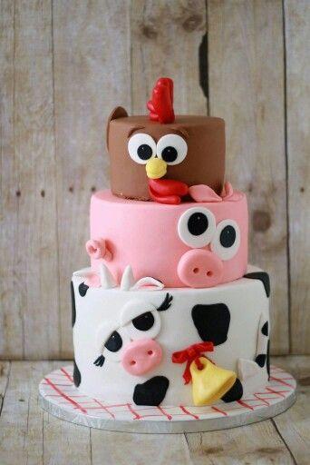 Iets Nieuws Zelf verjaardagstaart kind maken of een kindertaart bestellen @TL25
