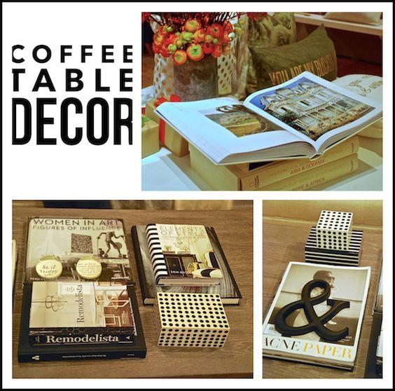 Fall inspiration from Indigo Books via http://lifeovereasy.com/ #IndigoFavs #decor #home #journals