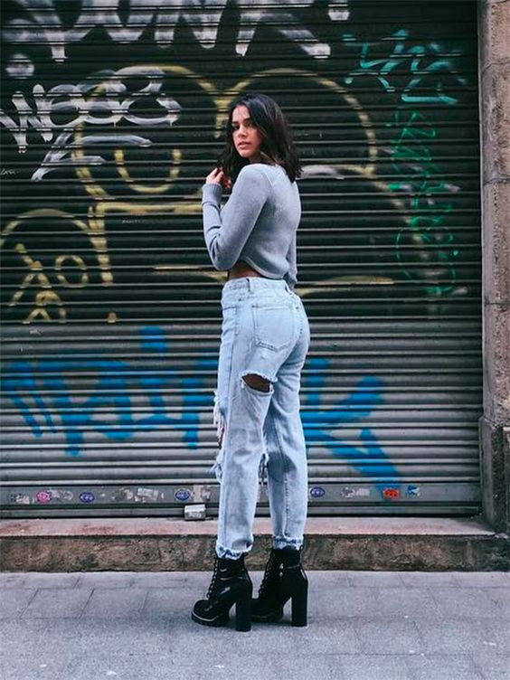 Street style look Bruna Marquezine: