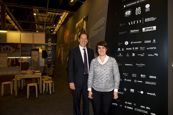 Nota de prensa: DHL hizo posible que el arte de Colombia llegara a la Feria Arco Madrid 2015 https://lnkd.in/dgAX-5v #logística #arte
