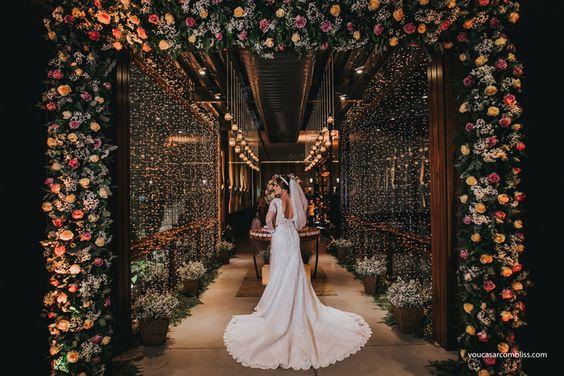 Casamentos. Luzinhas
