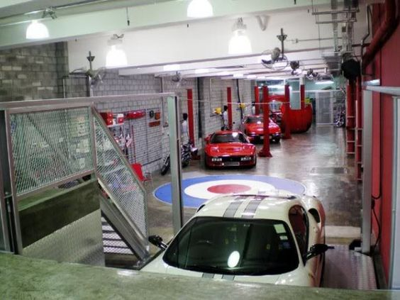 What's in your Garage Asylum? #coolgarages #bestgarages