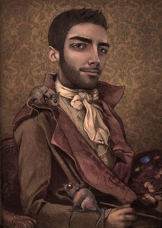Antonio Lorente | Self Portrait: