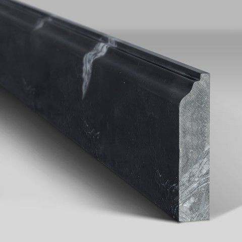 Marble baseboard