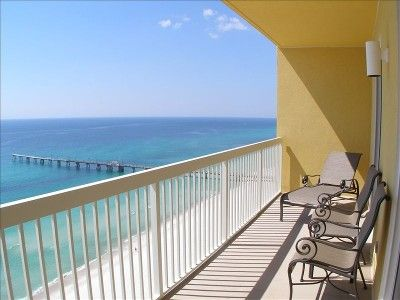 1050/wk Calypso Resort Towers Vacation Rental - VRBO 92668 - 3 BR Open Sands Condo in FL, 'Sleep on Cloud 9' Calypso Resort--4/12-4/18 Available!