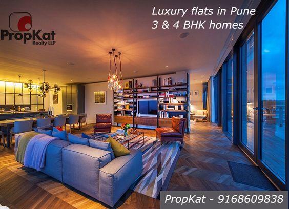 Luxury Homes in Pune  #PropKat - 9168609838  #LuxuryHome #Pune
