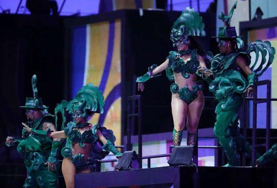Olympische Spiele 2016 in Rio: So gigantisch war die Eröffnungsfeier - Blick