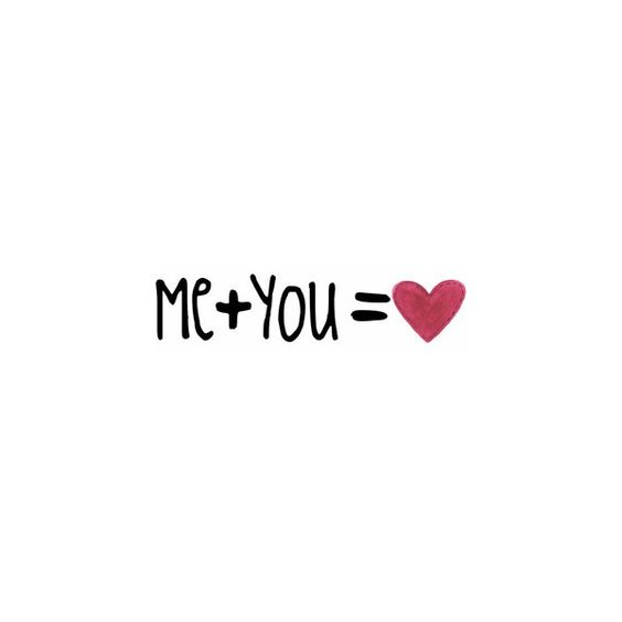 You And Me Love Quotes : Quotes, love, cute, peace.love.katie, katie, hearts, me, you, love ...