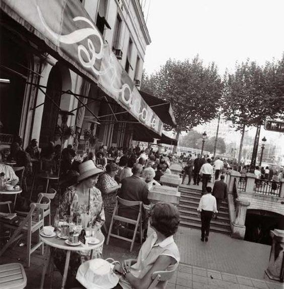 "Barcelona 1964 ""Plaça Catalunya"":"