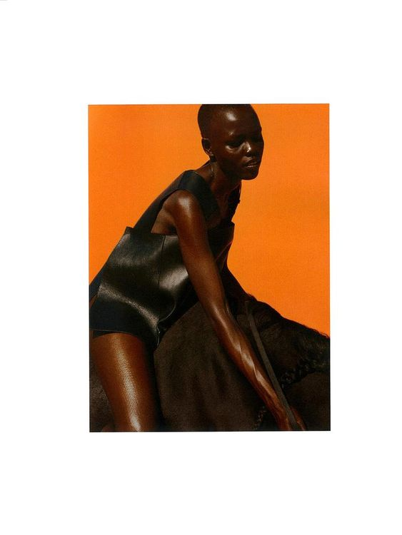by Viviane Sassen (Pop Magazine)