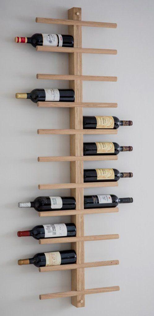diy wine rack 2 kelly s blog oak