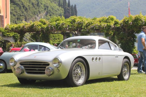Abarth 205 Monza Berlinetta..Re-pin brought to you by agents of #carinsurance at #houseofinsurance in Eugene, Oregon