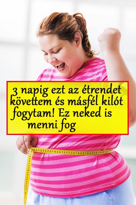 legyen egészséges fogyás