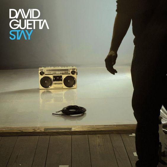 David Guetta, Chris Willis – Stay (single cover art)