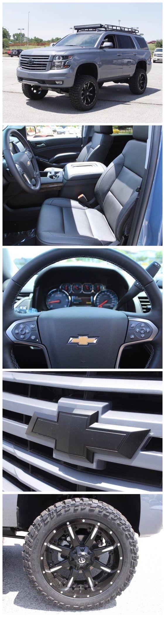 David Stanley Customz 2015 Chevrolet Tahoe LT