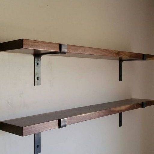 31 The Benefits Of Industrial Shelf Brackets Kitchen Censiblehome Kitchen Shelf Brackets Industrial Kitchen Shelves Shelves