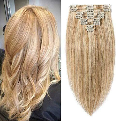 Light Golden Brown Hair Extensions
