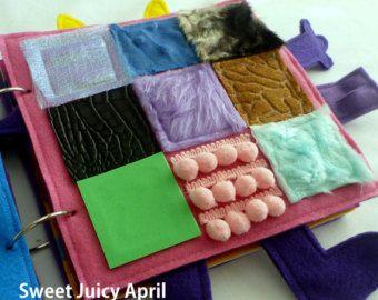 Forma y Color que empareja Velcro silencioso por SweetJuicyApril