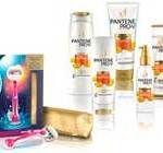 Gewinne zwei Pflegesets von Pantene Pro-V und Gillette, bestehend aus verschiedenen Produkten der Pantene Pro-V Anti Haarverlust Pflegeserie sowie je einem der neuen Venus & Olaz Rasierer, im Wert von je CHF 137.-