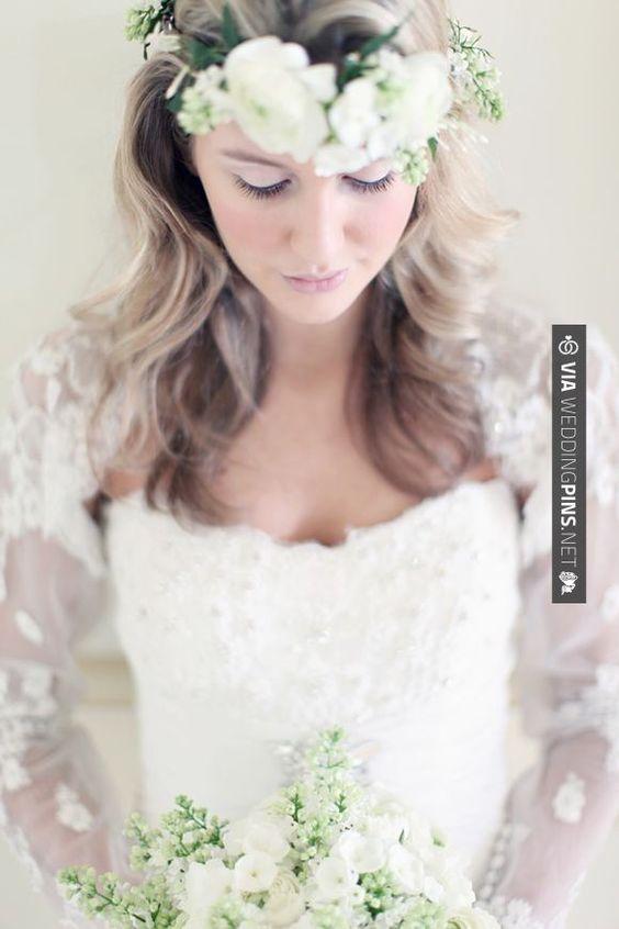 Neato - bride | CHECK OUT MORE GREAT WHITE WEDDING IDEAS AT WEDDINGPINS.NET | #weddings #whitewedding #white #thecolorwhite #events #forweddings #ilovewhite #bright #pure #love #romance
