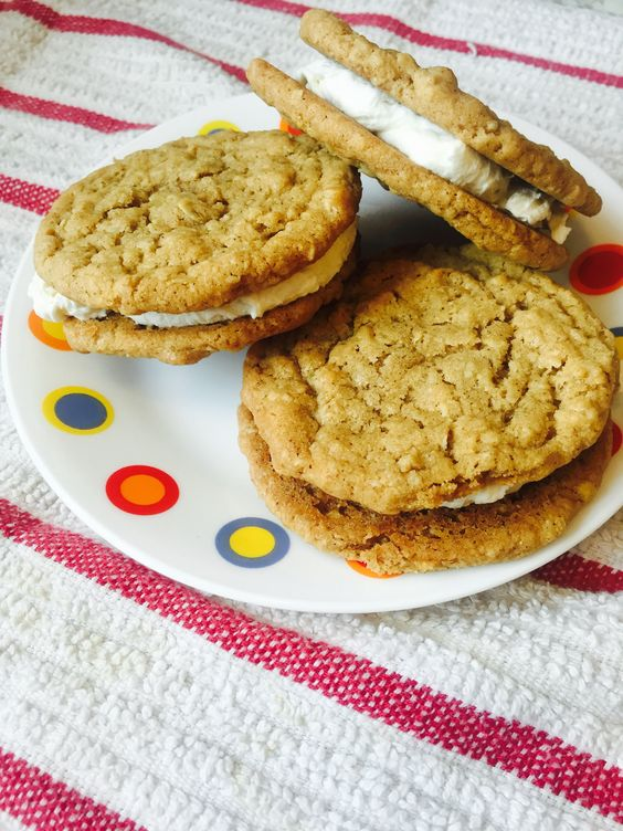 "I have a serious sweet tooth. Like an, ""I want sweets every day,"" kind of sweet tooth. One of my favorite kinds of cookies are Little Debbie's Oatmeal Creme Pies. I've loved them ever since I was l..."