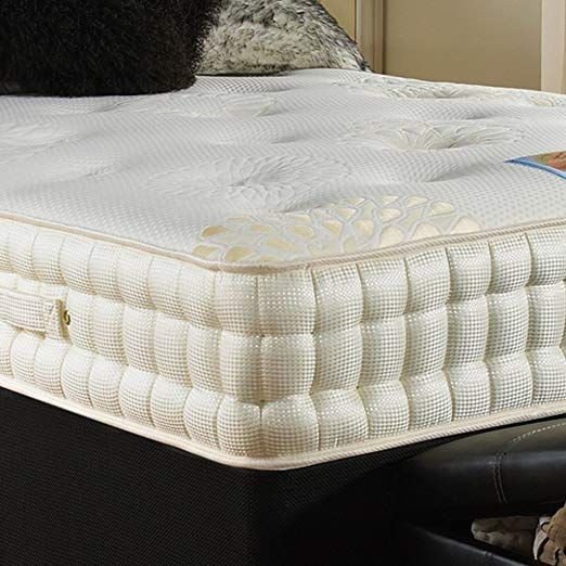 Deluxe Beds Ltd 5ft Kingsize 3500 Pocket Sprung Memory Foam Mattress Free Next Day Del Uk Yatak Yat