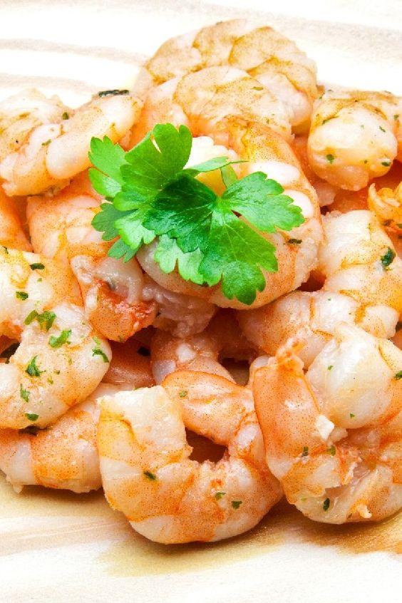 Garlic Scape Scampi Recipe — Dishmaps