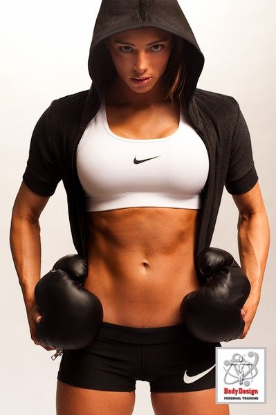 hot female boxer pic