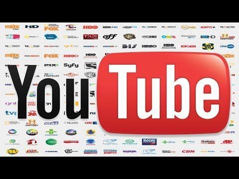 Assista Canais De Tv Gratis Direto Do Youtube Canal Recomendado
