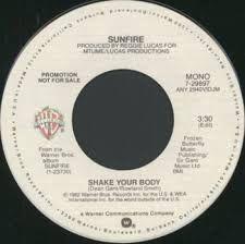 Funk-Disco-Soul-Groove-Rap: Sunfire - Shake Your Body