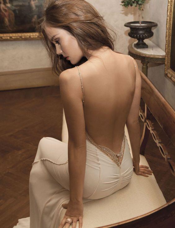 Tout pour mon mariage: Chic et sexy : les robes de mariée Inbal Dror: