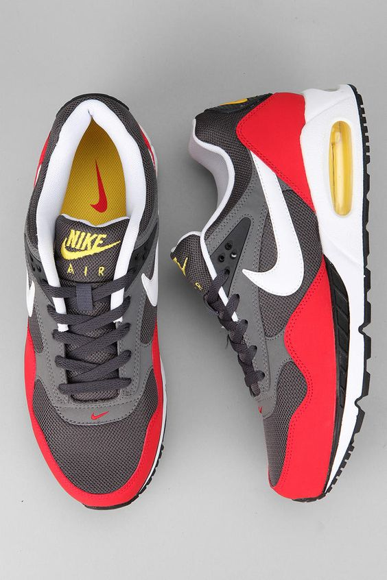Nike Air Max Correlate Sneaker                               - I want these to wear during Ohio State Football Games at the Pub!!!!