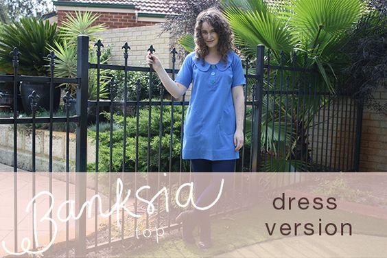 Banksia Sewalong: dress version