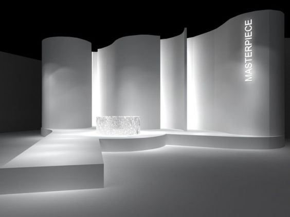 Runway stage design chora architecture interior and for Runway stages