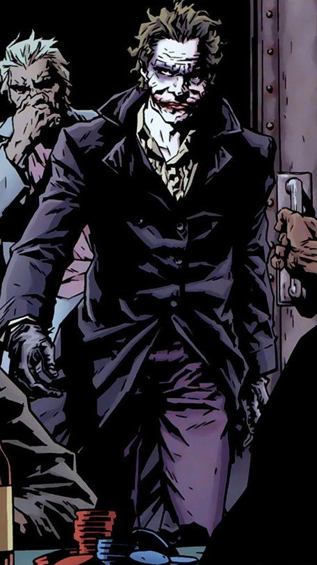 Joker by Lee Bermejo: