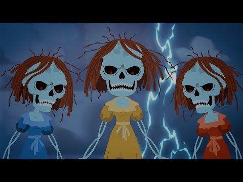 Cuenta La Leyenda Las Tres Pascualas English Subtitles Youtube Leyenda De Terror Leyendas Anime