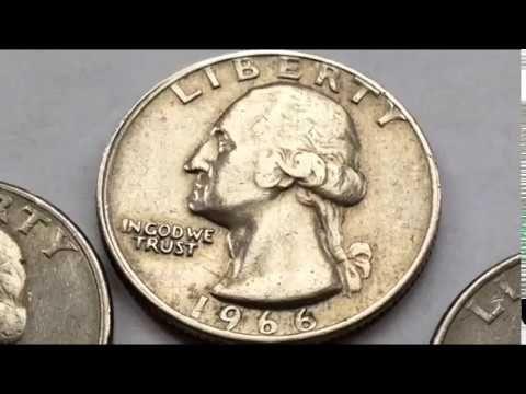 4000 Rare 1966 Error Quarters Worth Money Youtube Rare Coins Worth Money Coins Worth Money Valuable Coins