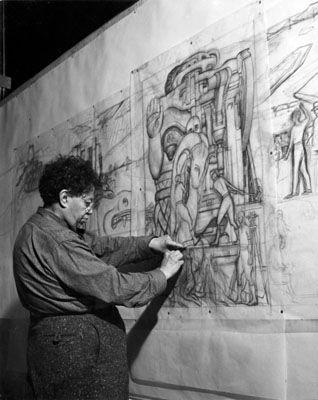 Diego Rivera en Estados Unidos  Beatriz Espejo Revista UNAM