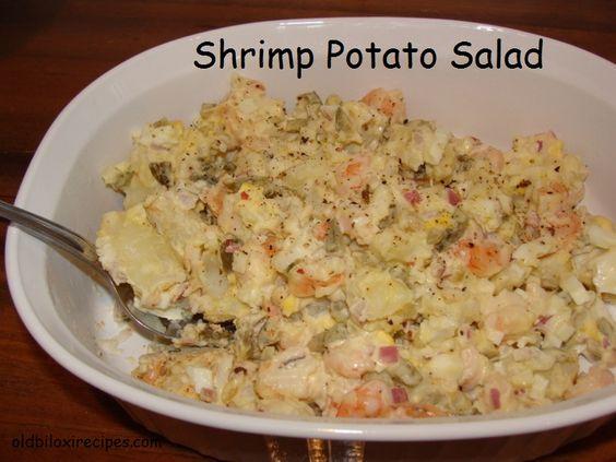 ... potato salad potato salad recipes shrimp salad recipes potatoes salads