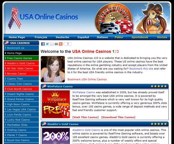 reputable online casinos